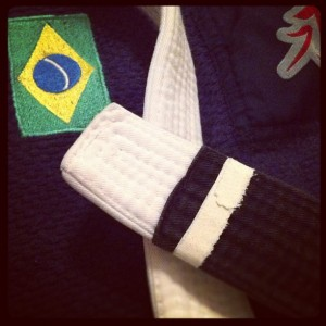 starting jiu jitsu white belt